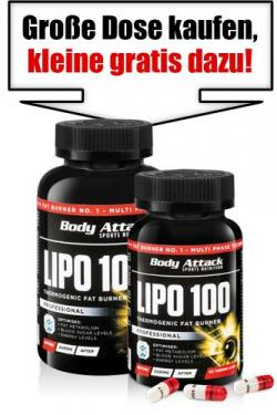Top Fat-Burner Angebot!!!
