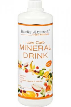 Erfrischung im Sp�tsommer! Low Carb Mineral Drink 1000 ml