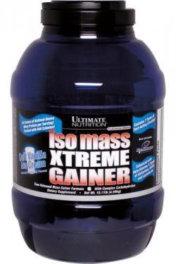 Iso Mass Xtreme Gainer 4520g f�r nur 89,99� (19,91�kg)