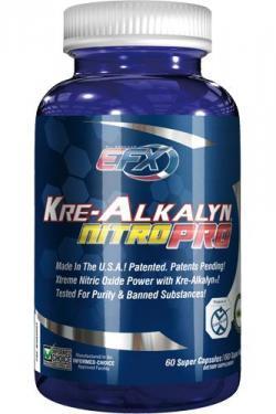 EFX Kre-Alkalyn Artikel bis zu 50% reduziert im Shop!