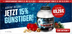 ADVENT DELUXE - Extreme Whey Deluxe g�nstiger!