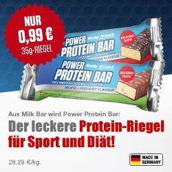 NEU !!! Body Attack Power Protein Bar