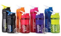 BlenderBottle Sportmixer - die perfekte Flasche f�r Dein Workout!
