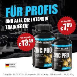 ZINC PRO! - Angebot