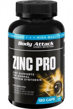 Zinc PRO - Nur noch im Mai minus 20%!