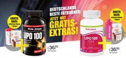 LIPO 100 Aktion mit GRATIS Extra!