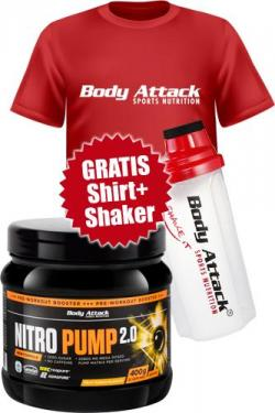 Nitro Pump 2.0 - 400g Aktion