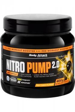 Body Attack - Nitro Pump 2.0 - der h�rteste Booster !!