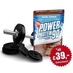 Nur f�r kurze Zeit: Power Protein 90 GRATIS!