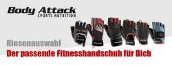 Trainingshandschuhe im Premium Store Eppendorf