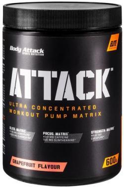 ATTACK, der Neue Booster von Body Attack