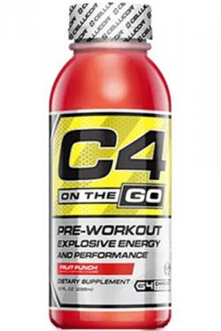 NEW NEW!!!   C4 On The Go - 296ml