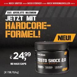 Testo Shock 2.0 - 90 Maxi Caps