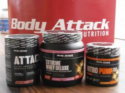 Booster plus 500 g Whey Deluxe GRATIS Aktion !