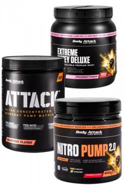 Booster plus 500 g Extreme Whey Deluxe GRATIS Aktion !