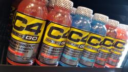 Cellucor C4 Booster to Go!!!!