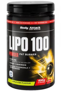 20% Rabatt auf ALLE Lipo Powder!