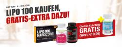 Body Attack - Lipo 100 plus CLA Gratis