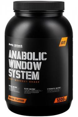 Body Attack Anabolic Window System 1200g