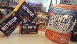 BetaTor 180Caps plus 500gr Protein GRATIS