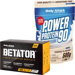 BETATOR® kaufen, Power Protein 90 gratis dazu