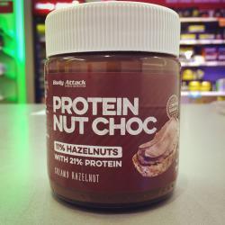 NEU: Whey Protein Schoko Aufstrich !