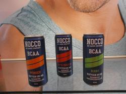 NOCCO BCAA Drink jetzt bei Body Attack