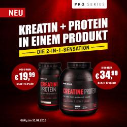 Body Attack - Creatine Protein