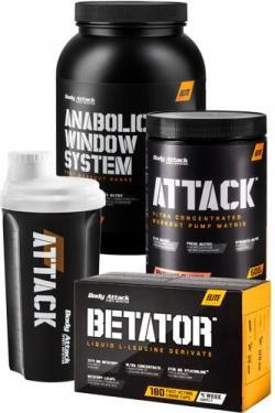 Muskelpakete mit unserem Muscle Stack II