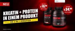 NEU NEU NEU - Das Creatine Protein von Body Attack