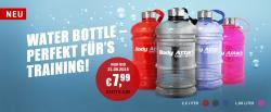 Trink Bottle von Body Attack