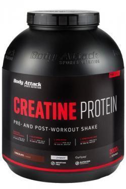 Jetzt Neu: Creatine Protein