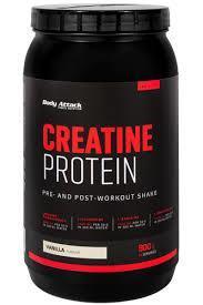 Das neue Creatine Protein ist da