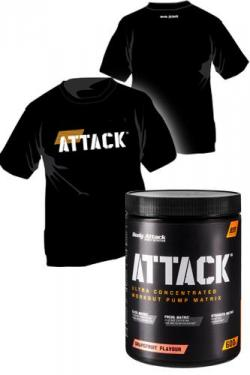 ATTACK - 600g plus ATTACK T-Shirt *Aktionspaket*