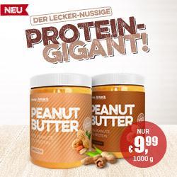 Neu bei  Body Attack: Der protein Gigant!!!