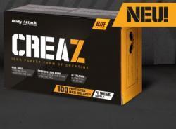 CreaZ! 0 Wirkstoff-Verlust