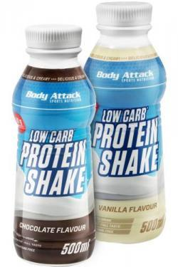 Low Carb Protein Shake - 500 ml