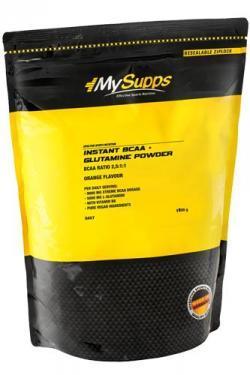 My Supps Instant BCAA plus Glutamine Powder zum Aktiospreis!