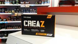 NEU bei uns im Store: CreaZ! 100% reines Kreatin!