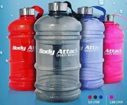 Endlich wieder da! Die XXL-Flaschen von Body Attack