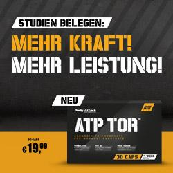 NEU! BODY ATTACK ATP TOR®