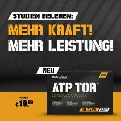 ATP TOR für mehr Kraft und mehr Leistung!