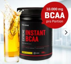 INSTANT BCAA-Pulver mit 10000mg BCAA pro Portion