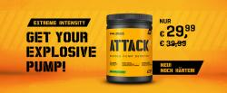Body Attack ATTACK² - Der Booster der Elite!