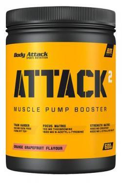 ATTACK² - DER neue Muscle Pump Booster!