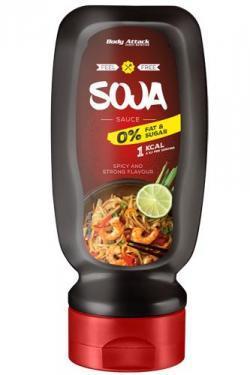 NEU! Body Attack Soja Sauce - 320ml