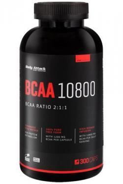 BCAA --- 10800 --- NEU