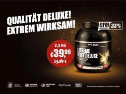 Extreme Whey Deluxe 2,3 kg für 39,99€