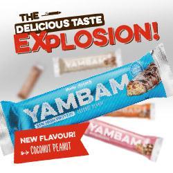 Neuer Geschmack! Neuer YAMBAM!