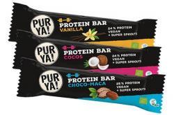 Für alle Veganer - PURYA! Protein Bar